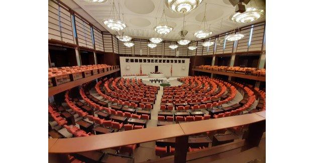 13 Milletvekili hakkında dokunulmazlık fezlekesi Meclis'e geldi