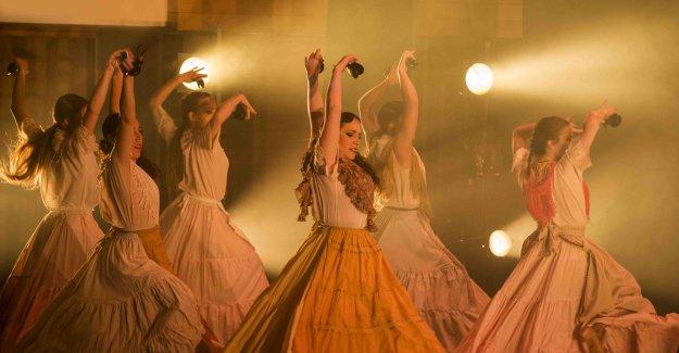 33. Uluslararası İzmir Festivali'nde unutulmaz Flamenko Gecesi