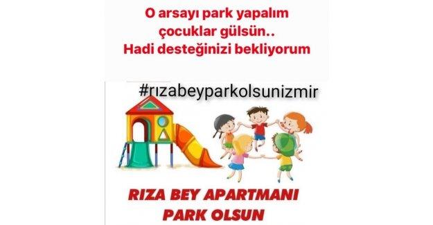 37 kişiye mezar olan Rıza Bey Apartmanı 'Çocuk Parkı Olsun'