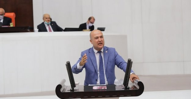 """""""ADALET MÜCADELESİNE KULAKLARINIZI TIKAMAYIN"""""""