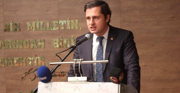 """""""AKP TUTARSIZ VE AMAÇSIZ BİR EYLEM İÇİNDE"""""""