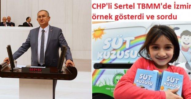 """""""AKP'li belediyeler çocuklara neden süt dağıtmıyor?"""""""