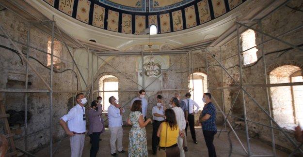 Altınova'da Osmanlı dönemine ait toprak altında kalan eserler çıkarılacak