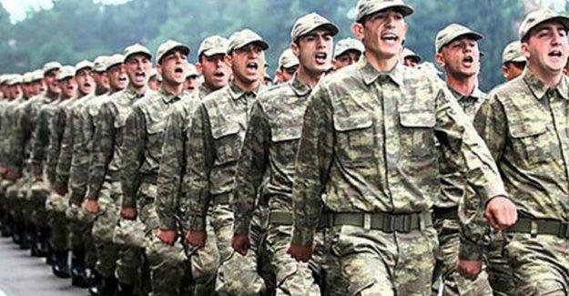 'Askerlik süresinin 6 ayını dolduranlar terhis olacak'