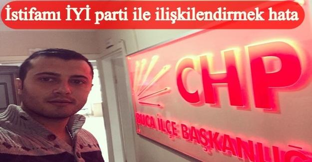 Atatürk Gençliği olarak, yolumuza CHP'de devam ediyoruz