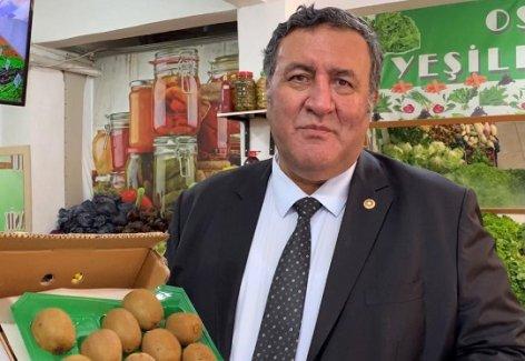 """Bakan: """"Kivi üreticisi aylık 6 asgari ücret kazanıyor"""""""