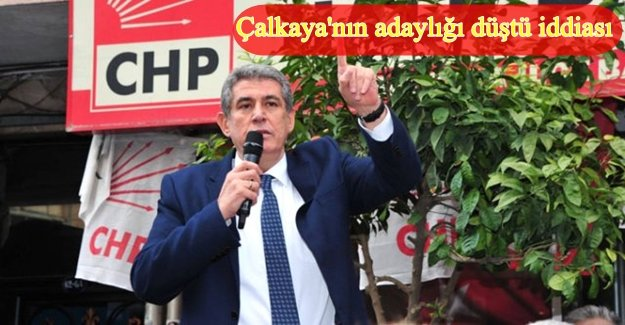 Balçova Belediye Başkanı Mehmet Ali Çalkaya'nın adaylığının düşürüldüğü iddia edildi