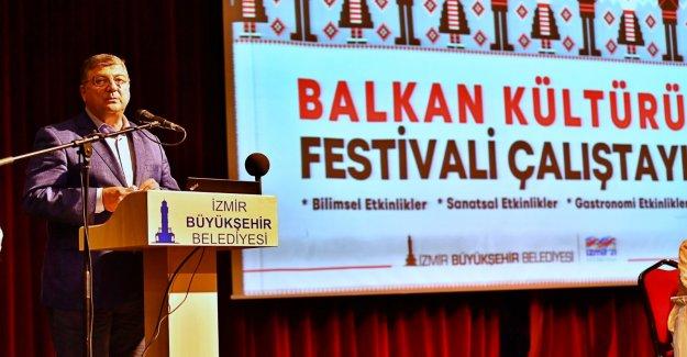 Balkanlılar Halk Dansları Festivali için ortak akıl çalıştayı