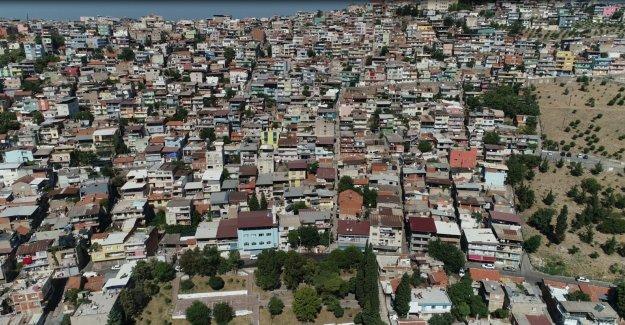 Başkan Abdül Batur kentsel dönüşümde kararlı