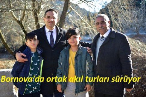 Başkan Atila'nın mahalle ziyaretleri Kavaklıdere ile devam etti