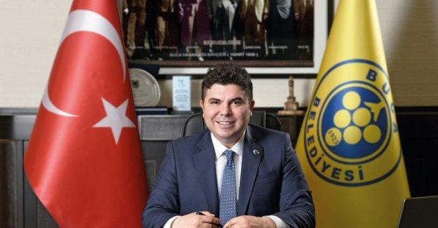 Başkan Kılıç'tan minik Hira'ya Atatürk daveti