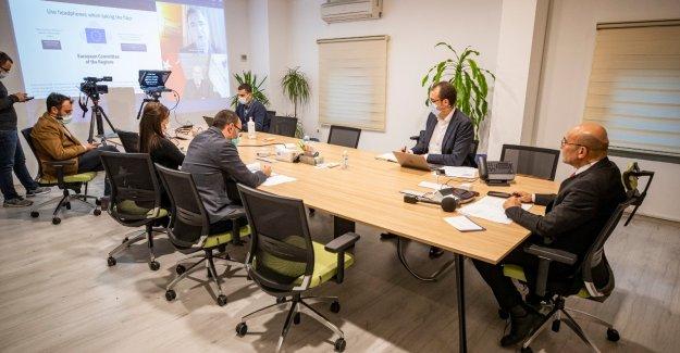 Başkan Soyer Avrupa Birliği Bölgeler Komitesi'nin toplantısına katıldı