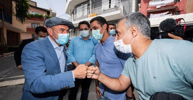 Başkan Soyer: Mahallelerin yaşam konforunu yükseltiyoruz