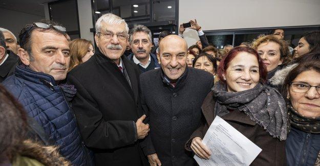 Başkan Soyer'den Kanal İstanbul'a hayır dilekçesi