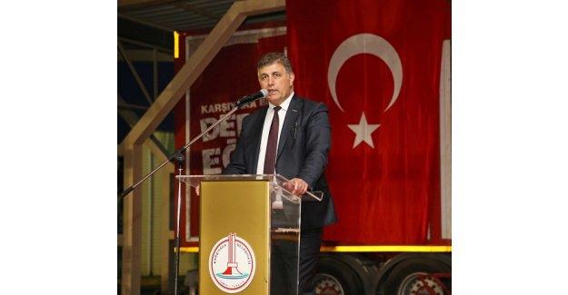 Başkan Tugay, 2020'den 2021'e Karşıyaka'yı anlatacak