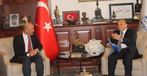 Başkan Tunç Soyer Açıkladı: İzmir'in Kaldıracı Olacak O Projeye Start Verildi
