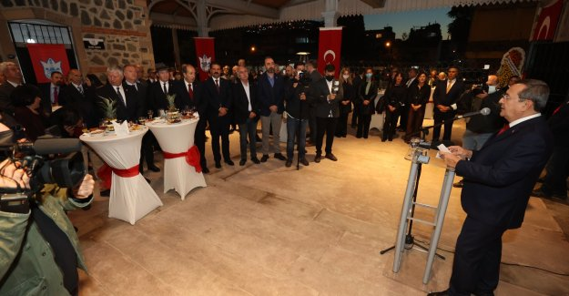 Batur: Yolumuz Cumhuriyet, Pusulamız Mustafa Kemal Atatürk
