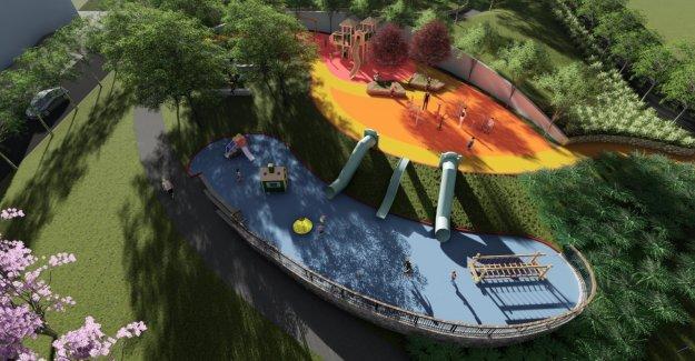 Bayraklı Körfez Mahallesi'nde 8 dönüm alana park kuruluyor