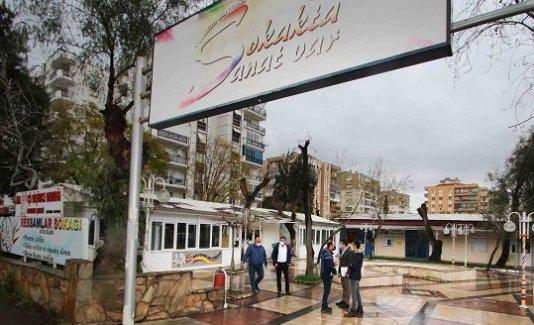 BAYRAKLI'YA YENİ KÜLTÜR VE SOSYAL TESİS