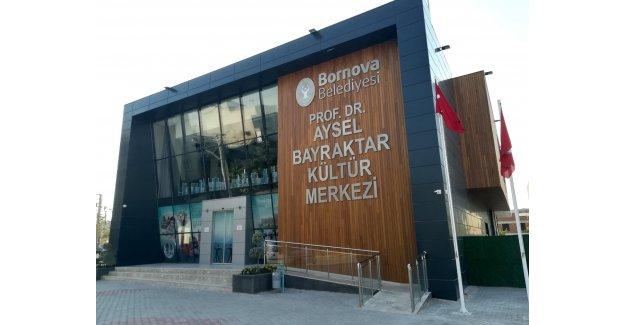 Bornova Belediyesi kültür merkezlerini daha aktif kullanılacak