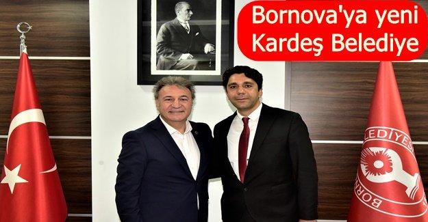 Bornova ile Nurhak kardeş belediye oluyor