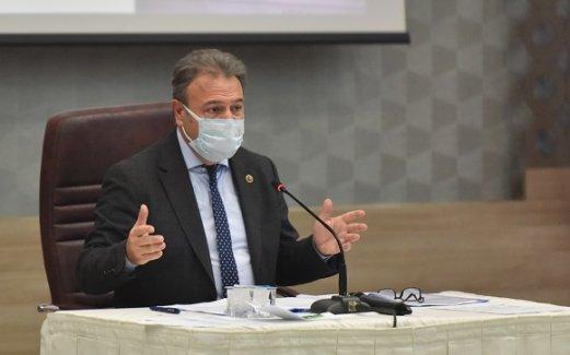 Bornova'da esnafa desteğe devam