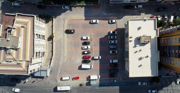 Buca Belediyesi'nden 20 adet otopark