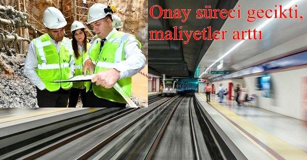 Buca Metrosu 18 aydır Ankara'dan onay bekliyor
