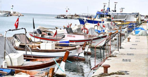 Büyükşehir'den küçük ölçekli balıkçılara destek