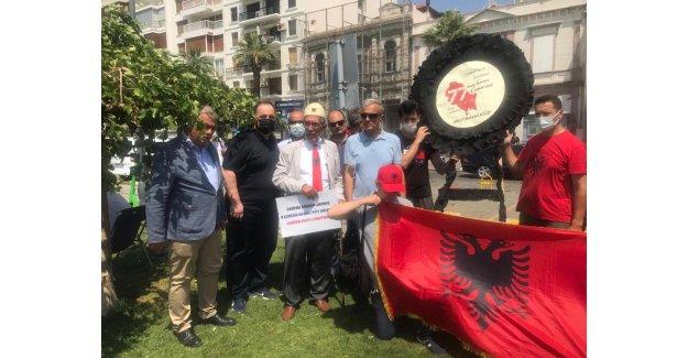 Çameria Arnavutları İzmir'de Anıldı