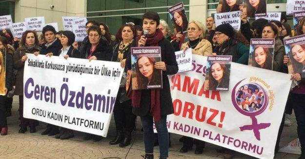 """Ceren Özdemir'in Davasında Sanıktan Bildik Savunma: """"Aklım yerinde olsa bunları yapar mıyım?"""
