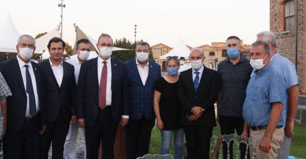 CHP Balkan masası İzmir'de toplandı