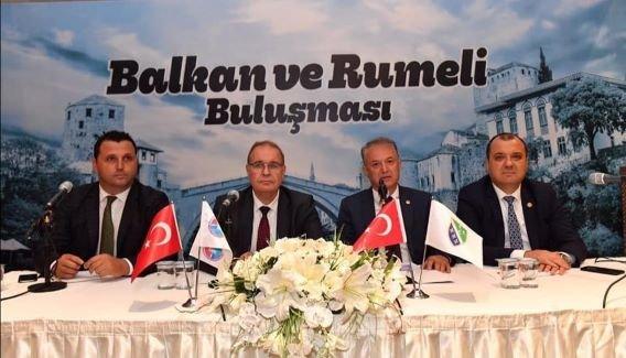 CHP Balkan Masası Kurdu, ilk toplantısını İstanbul'da gerçekleştirdi.