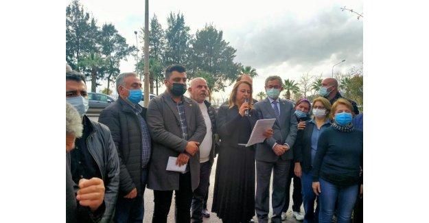 CHP Bayraklı İlçe Başkanlığı'ndan Andımız Tepkisi