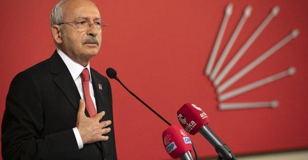 CHP Genel Başkanı Kemal Kılıçdaroğlu, Azerbaycan Cumhurbaşkanı İlham Aliyev'e destek mektubu