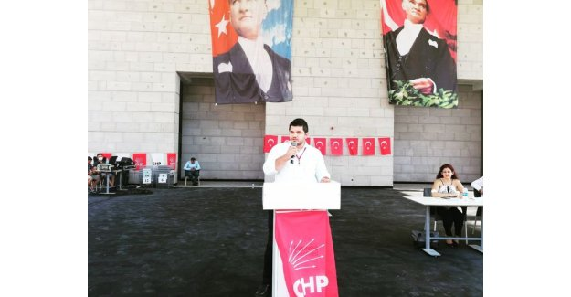 CHP İzmir İl Gençlik Kolları Başkan Adayı Mert Anıl Akgül'den Açıklama