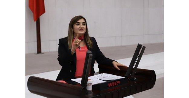 """CHP İzmir Milletvekili Av. Sevda Erdan Kılıç: """"AKP eliyle özelleştirilen yeni Türkiye..."""""""
