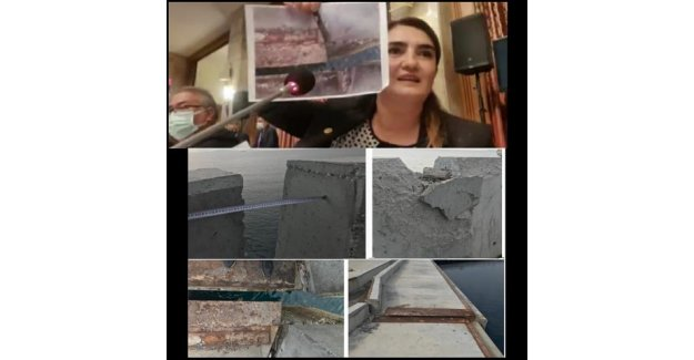 """CHP İzmir Milletvekili Av. Sevda Erdan Kılıç: """"Çandarlı Limanı için harcanan 680 milyon TL çöpe mi gitti?"""""""