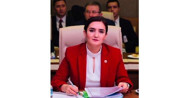 """CHP İzmir Milletvekili Av. Sevda Erdan Kılıç: """"İzmir'in ciğerleri yanınca değil, yanmadan önce önlem alınsın"""""""