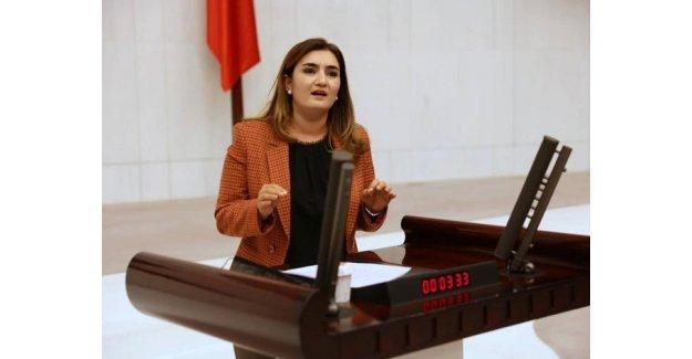 """CHP İzmir Milletvekili Av. Sevda Erdan Kılıç: """"Pandemide kaç kişiye ve kaç işyerine, ne kadar ceza yazıldı?"""""""