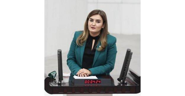 """CHP İzmir Milletvekili Av.Sevda Erdan Kılıç: """"Öğretmenler aşılanmadan okulları nasıl açacaksınız?"""""""