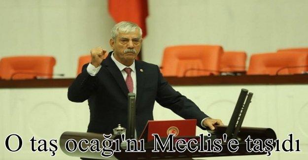 CHP İZMİR MİLLETVEKİLİ KANİ BEKO, ÇEVRE VE ŞEHİRCİLİK BAKANI'NA İDDİALARI SORDU