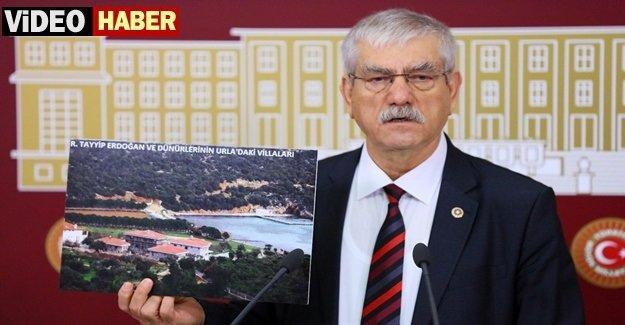 CHP İzmir Milletvekili Kani Beko Urla'da da yapılan kamulaştırmayı sert sözlerle kınadı