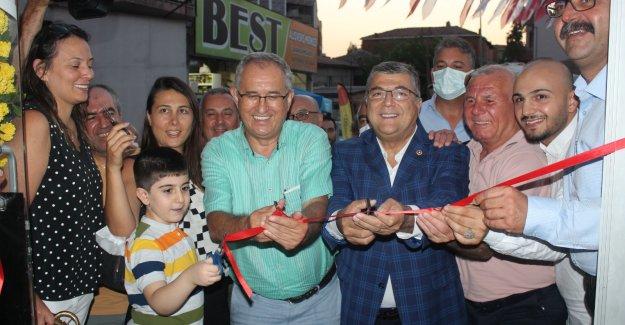 CHP Kemalpaşa örgütü belde binalarının ikincisini Ulucak'ta açtı
