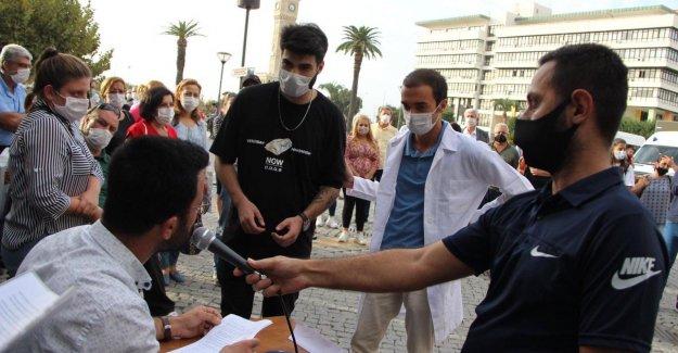CHP Konak Gençlerinden Mizansenli Eleştiri