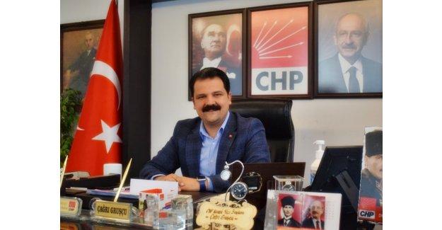 CHP Konak İlçe Başkanı Gruşçu'dan AKP Konak İlçe Başkanı Başdaş'a sert yanıt geldi