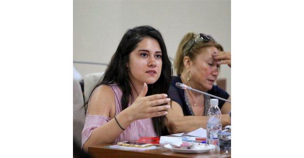 CHP'li Meclis Üyesi Dila Koyurga hakkında, Erdoğan'a hakaretten suç duyurusu