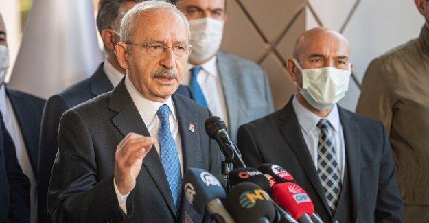 """CHP Lideri Kılıçdaroğlu; """"İzmir'de tarih yazıldı"""""""