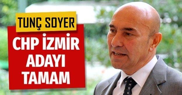 Kılıçdaroğlu'nun aday adaylarına 'İzmir adayımız Tunç Soyer dediği' iddiası!