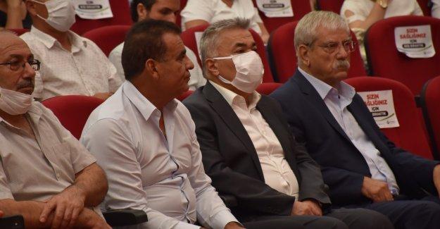 CHP Torbalı'da danışma kurulu toplantısı gerçekleşti